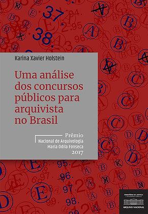 Uma análise dos concursos públicos para arquivista no Brasil