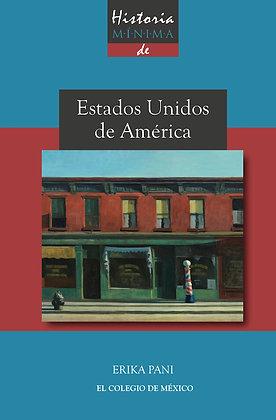 HISTORIA MINIMA DE ESTADOS UNIDOS DE AMERICA