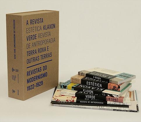 Revistas do Modernismo