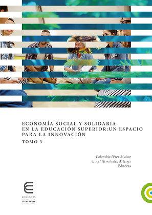 Economía social y solidaria en la educación superior: un espacio para la
