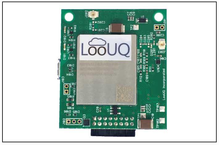 LooUQ LTEm1 LTE CAT M1 IoT modem