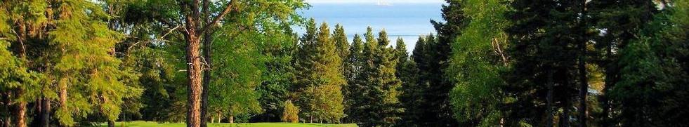 Club de Golf des Saules trou #9