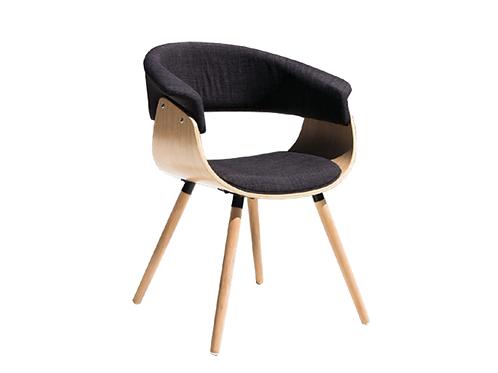 Kepler Dining Chairs Oak Veneer