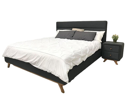 Leigh King Bed