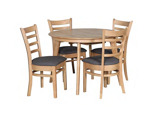 Belmont Extension Table Round