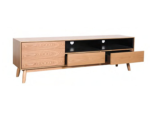 Finland TV Unit 1700 - 1 Drawer 2 Drawers 2 Cavities