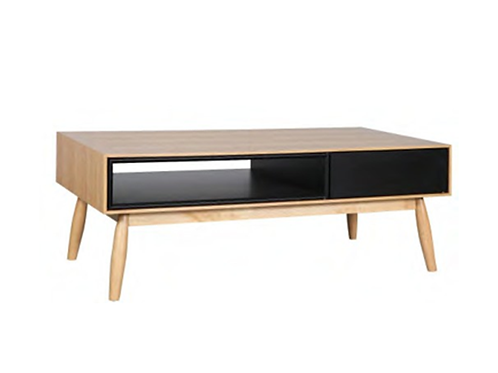 Finland Coffee Table 1 Drawer 1 Cavity
