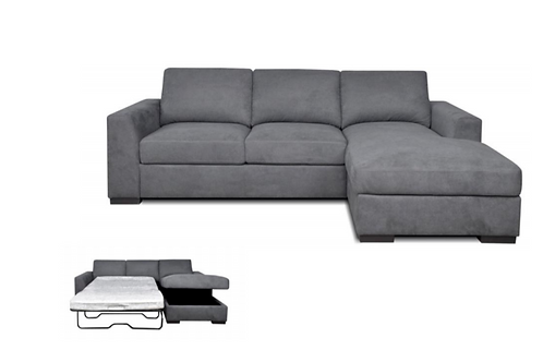 Venice Lounge with Sofa Bed and Storage