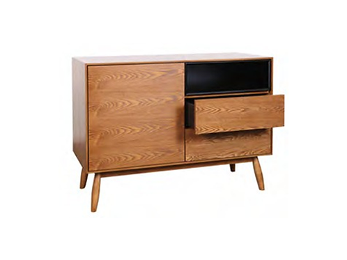 Finland Sideboard 1150 - 1 Door 1 Drawer 1 Cavity