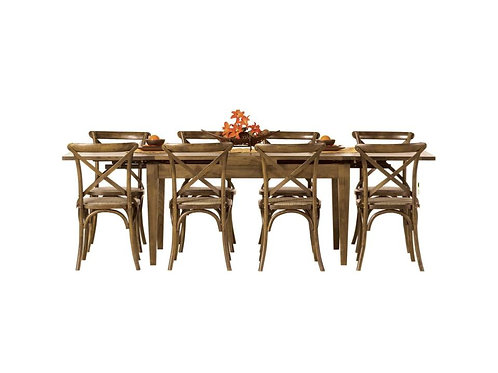 Barista Extension Dining Table