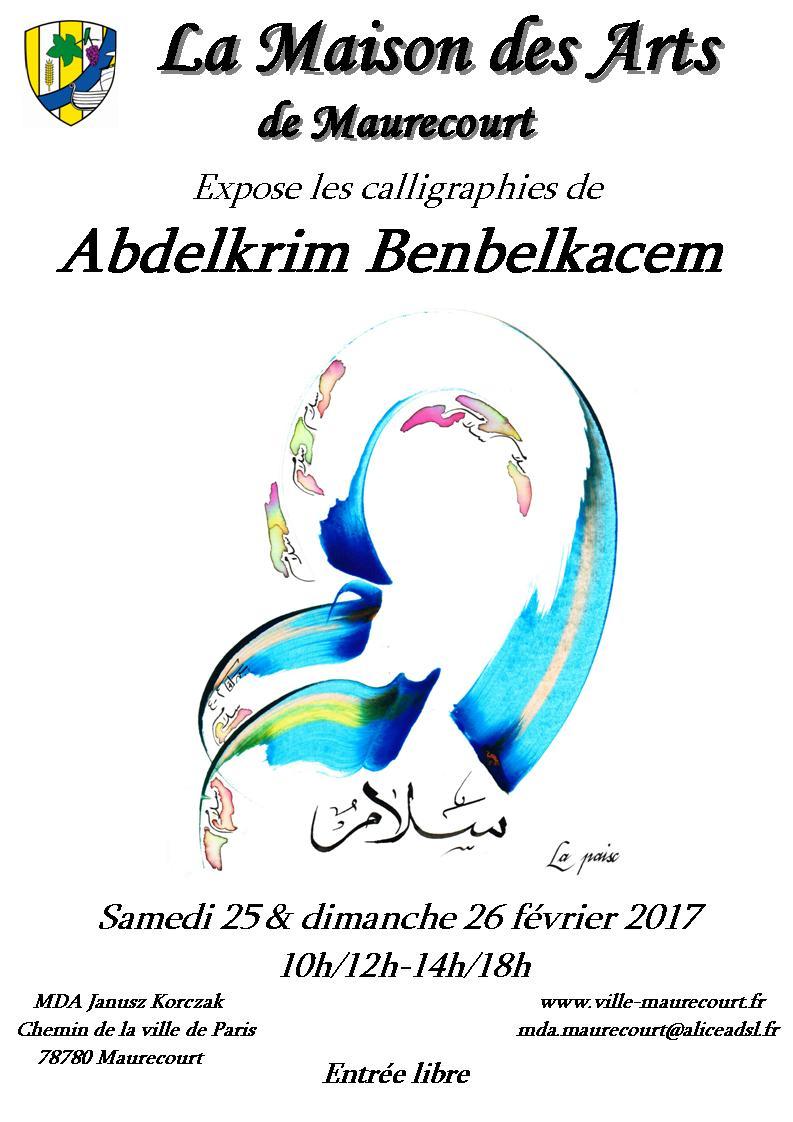 Affiche_Expo_Abdelkrim_Benbelkacem_25-26_f+®v_2017