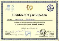 certificat unesco007