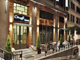 COLLAGE HOTEL PERA