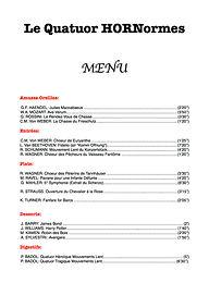 """Les Concerts """"à la Carte"""""""