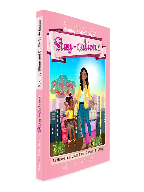 Stay-cation Book