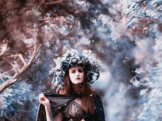 Cailleach The Irish Goddess of Winter