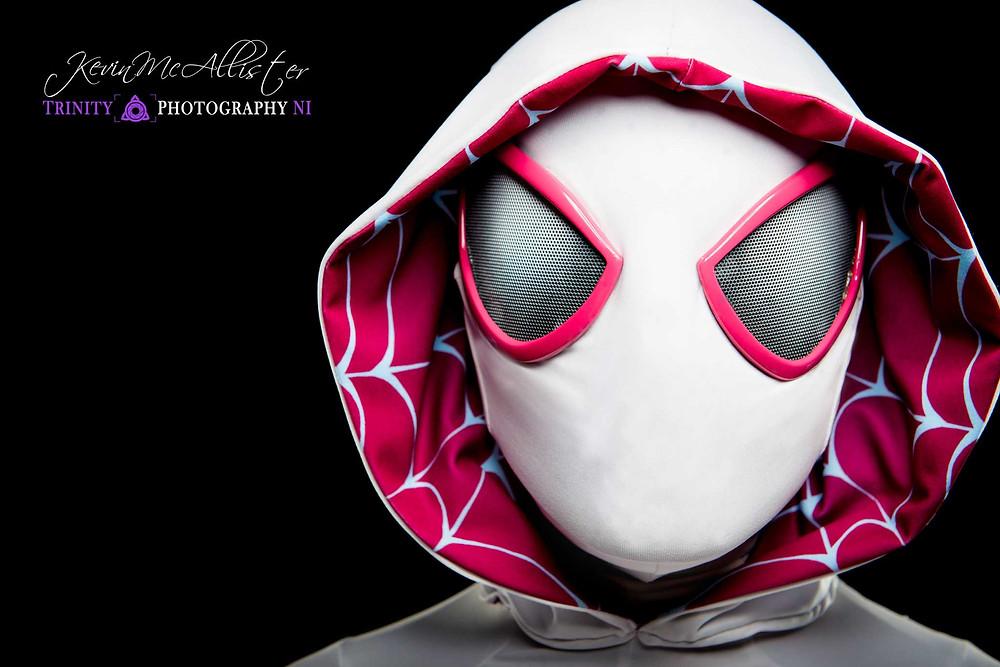 spidergwen headshot