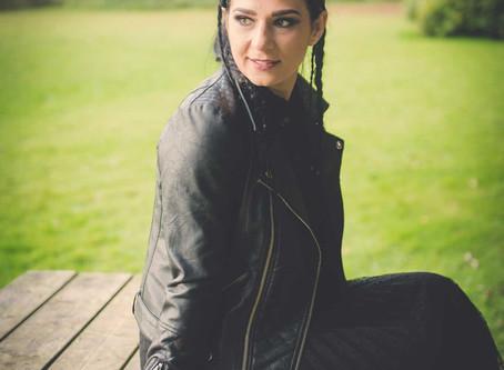 Portfolio shoot with Actress Rina Ka