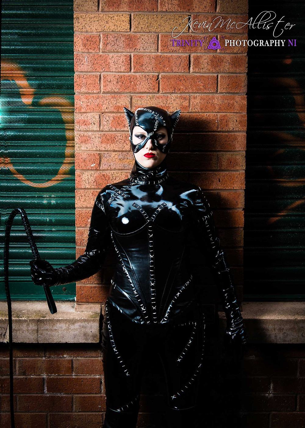 catwoman from batman returns in belfast