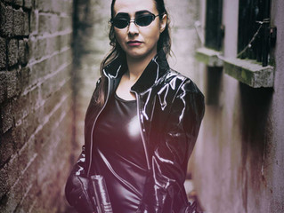 The Matrix Themed Shoot