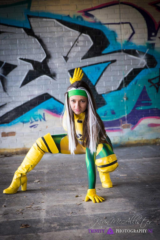 comic book rogue cosplay
