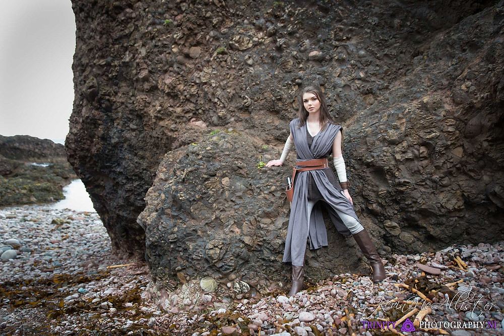 rey cosplay north coast ireland