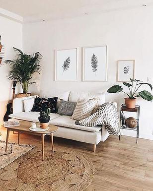 İskandinav Oturma Odaları