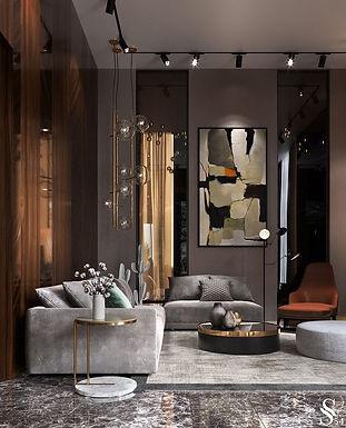 Klasik Oturma Odaları