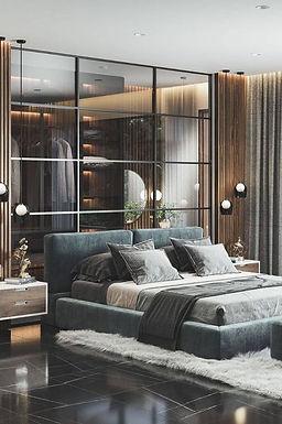 Klasik Yatak Odaları