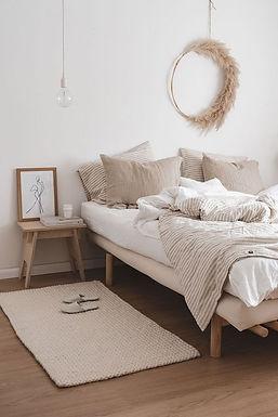 Minimal Yatak Odaları