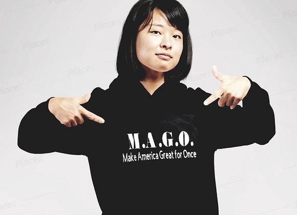 M.A.G.O. Tee