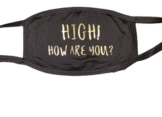 High! How are you?