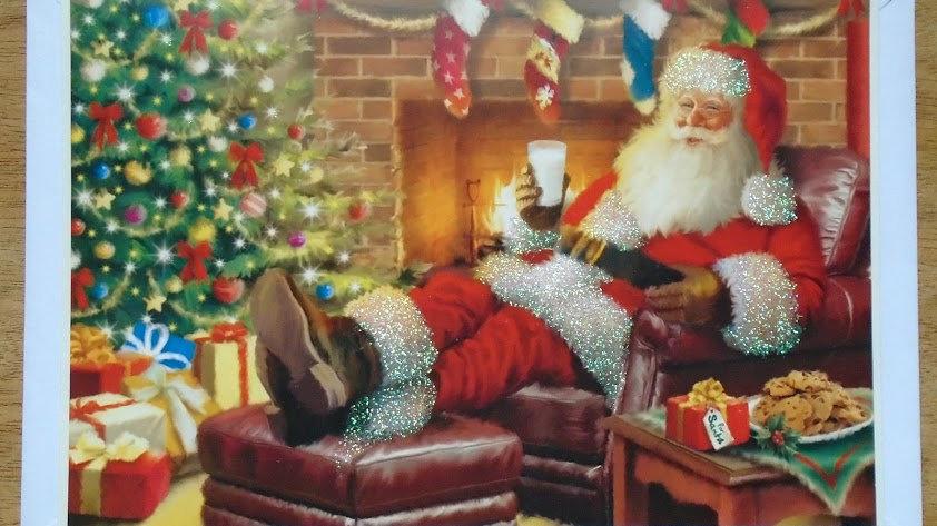 Large Christmas Card 03