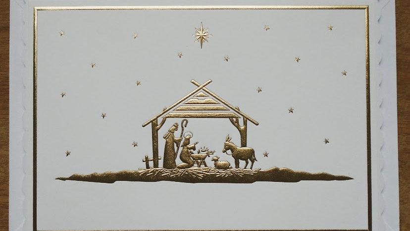 Large Christmas Card 12