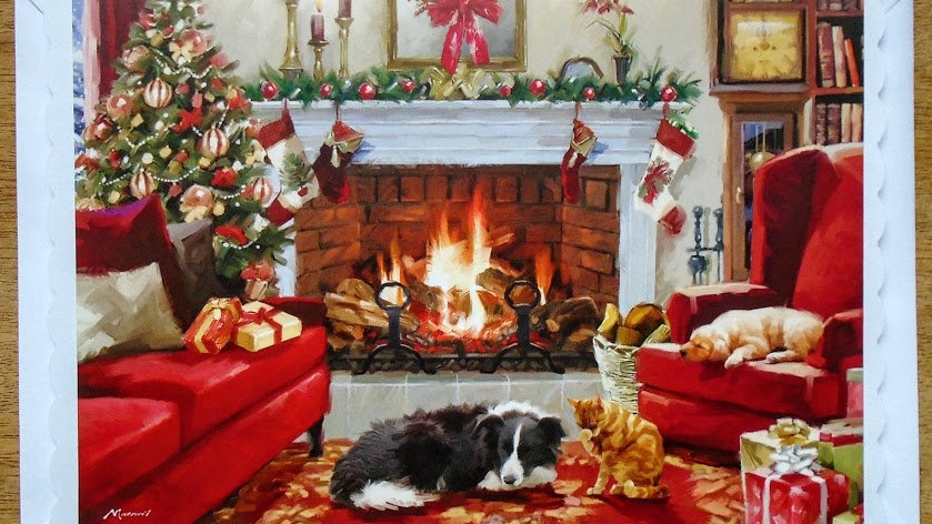 Large Christmas Card10