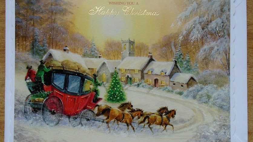 Large Christmas Card 04