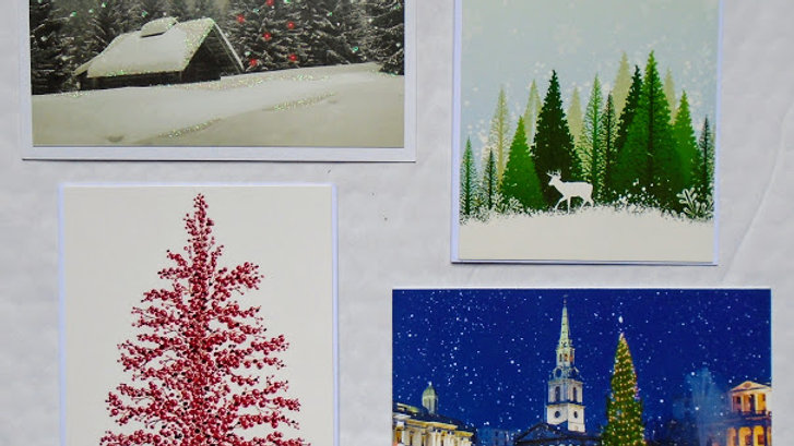 Trees - Pack of 4