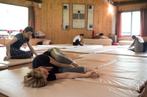 Anatomia Vivencial e Yoga - Morro Reuter