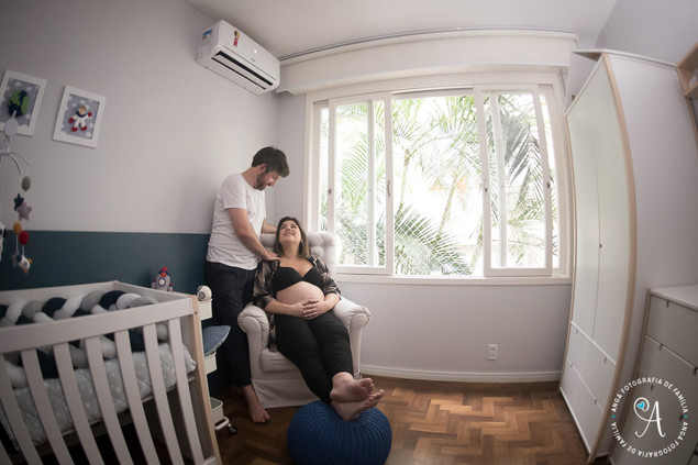 Gestação João Vicente - anga fotografia