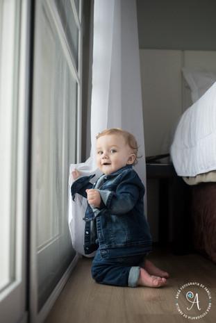 Henrique 12 meses ensaio fotografo anga
