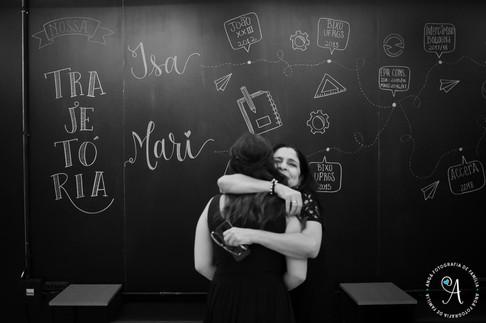Festa formatura Isadora e Mariana - anga