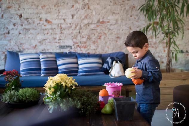 Rafael 4 anos festa infantil fotografia