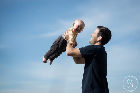 Matheus 9 meses - anga fotografia - foto