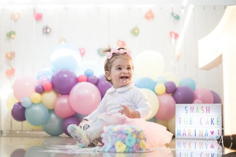 Marina 1 ano - anga fotografia - fotogra