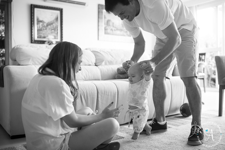 Matheus 5 meses - anga fotografia - foto
