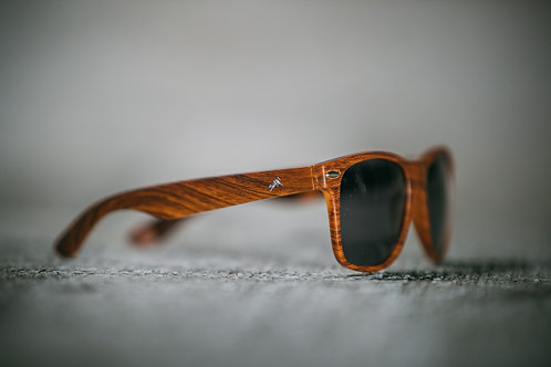 Slam! Woodtone Sunglasses