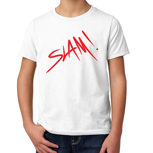 Youth SLAM! Logo T-Shirt