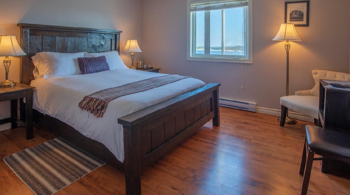 Bayside | Grey River Room