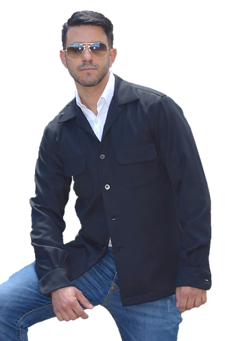 Gabardine Shirt