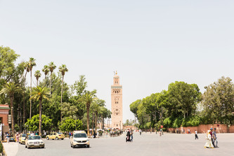 marrakech fotografie reis